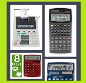 Las calculadoras y el trabajo de oficina for Material oficina zaragoza