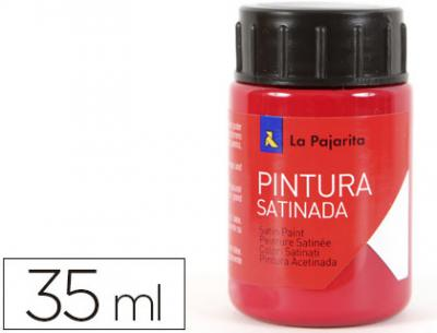 Pintura latex la pajarita carmin 35 ml