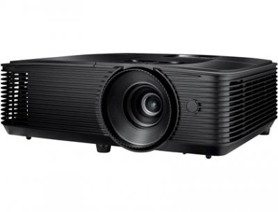 Videoproyector optoma s322e resolucion 800x600 3800 lumenes contraste 22.000:1 negro