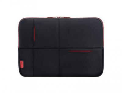 "Funda samsonite airglow sleeves para portatil de 10,2"" neopreno color negro 45x285x210 mm"