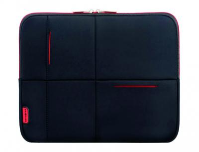"Funda samsonite airglow sleeves para portatil de 15,6"" neopreno color negro 50x400x305 mm"