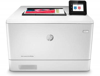 Impresora hp color laserjet pro m454dw 28 ppm usb wifi ethernet