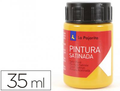 Pintura latex la pajarita amarillo medio 35 ml