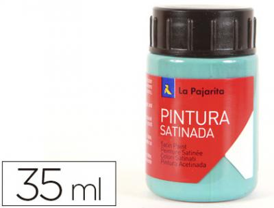 Pintura latex la pajarita turquesa 35 ml
