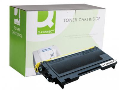 Toner q-connect compatible brother tn-2000 2.500pag black