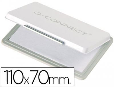 Tampon q-connect n.2 110x70 mm sin entintar