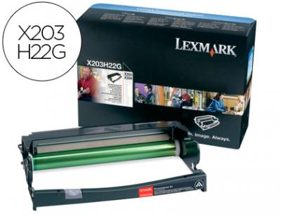 Fotoconductor kit lexmark x203h22g
