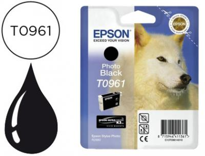 Ink-jet epson stylus photo r2880 t0961 negro