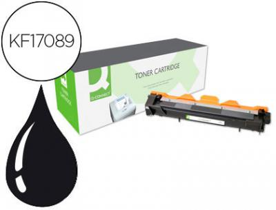 Toner q-connect compatible brother tn2010 hl-2130 / 2132 / 2135 negro 1.000 pag.