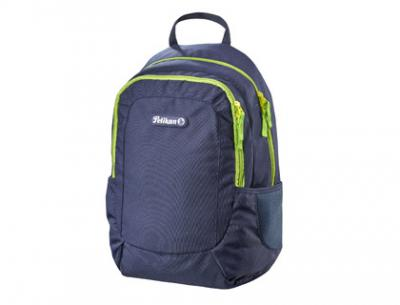 Cartera escolar pelikan teens backpack navy 400x300x200 mm