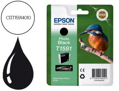 Ink-jet epson t1591 stylus photo r2000 negro -500 pag-