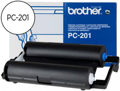 Repuesto fax brother 1020-1030 cartucho y bobina
